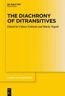 The Diachrony of Ditransitives