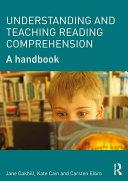 Understanding and Teaching Reading Comprehension Pdf/ePub eBook