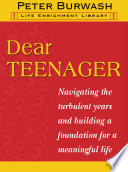 Dear Teenager Book