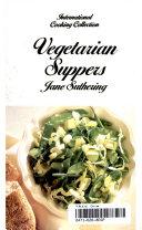 Vegetarian Suppers Book PDF