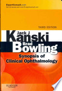 Synopsis of Clinical Ophthalmology Expert Consult   Online and Print 3 Book