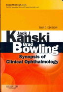 Synopsis of Clinical Ophthalmology Expert Consult   Online and Print 3