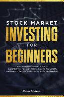 Stock Market Investing for Beginners Pdf/ePub eBook