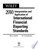 Interpretation and Application of International Accounting and Financial Reporting Standards