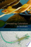 Concealing Coloration in Animals