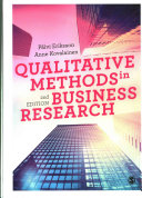 Cover of Qualitative Methods in Business Research