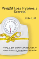 Weight Loss Hypnosis Secrets