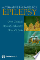 Alternative Therapies For Epilepsy Book PDF
