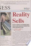 Reality Sells Book