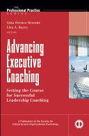 Advancing Executive Coaching