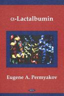Alpha -lactalbumin ebook