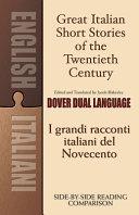 Grandi Racconti Italiani Del Novecento