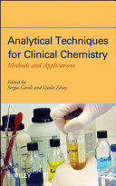 Analytical Techniques for Clinical Chemistry