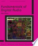 Fundamentals Of Digital Audio New Edition
