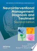 Neurointerventional Management Book PDF