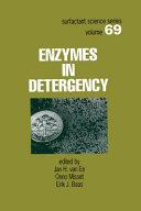 Enzymes in Detergency