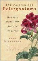 Passion for Pelargoniums