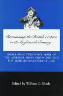 Pdf Revisioning the British Empire in the Eighteenth Century