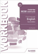 Books - Cam/Ie First Language English Wb 2nd Ed | ISBN 9781510421325
