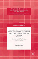 Offending Women in Contemporary China Pdf/ePub eBook