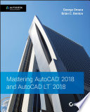 Mastering AutoCAD 2018 and AutoCAD LT 2018 Book