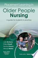 Placement Learning in Older People Nursing E Book