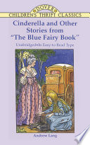 Cinderella and Other Stories from  The Blue Fairy Book