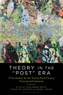 Theory in the  Post  Era