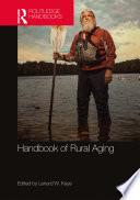Handbook Of Rural Aging