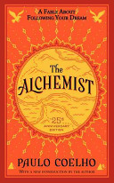 The Alchemist 25th Anniversary banner backdrop