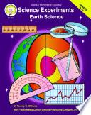 Science Experiments, Grades 5 - 8