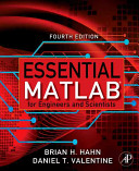 Essential Matlab For Engineers And Scientists Book PDF