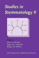 Studies in Stemmatology II