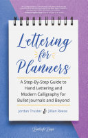 Lettering for Planners Book PDF