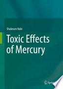 Toxic Effects of Mercury