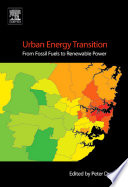 """""""Urban Energy Transition: From Fossil Fuels to Renewable Power"""" by Peter Droege"""
