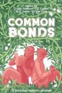 Common Bonds  A Speculative Aromantic Anthology