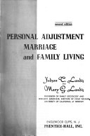 Personal Adjustment  Marriage  and Family Living