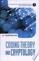 Coding Theory And Cryptology