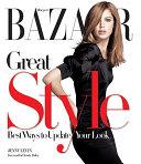 Harper s Bazaar Great Style