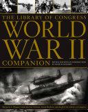 The Library of Congress World War II Companion [Pdf/ePub] eBook