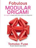 Pdf Fabulous Modular Origami Telecharger