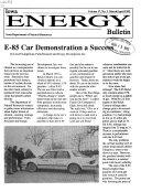 Iowa Energy Bulletin