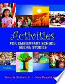 Activities for Elementary School Social Studies
