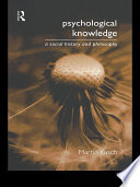 Psychological Knowledge