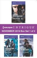 Harlequin Intrigue November 2019   Box Set 1 of 2