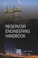 Reservoir Engineering Handbook Book PDF