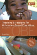 Teaching Strategies for Outcomes based Education