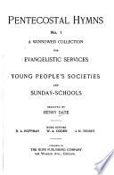 Pentecostal Hymns Book