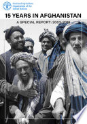 15 years in Afghanistan